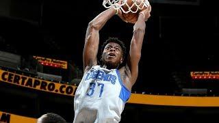 Greek Freak: Kostas Antetokounmpo (Mavericks Two-Way Player) NBA G League Highlights!
