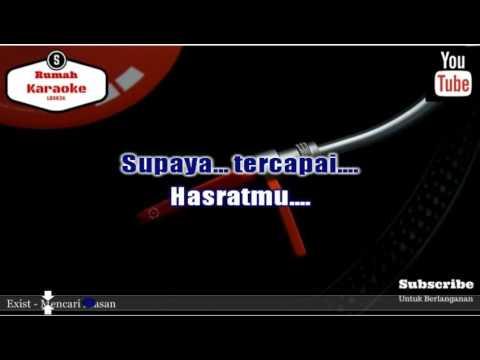 Karaoke Exist - Mencari Alasan KN7000