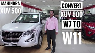 Mahindra Xuv 500 Best Accesories | Xuv 500 W7 To W11 | Best Modification for Xuv 500 | Xuv 500