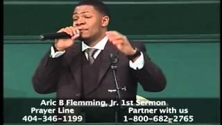 """Aric B Flemming, Jr.  """"He Didn"""