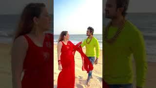 Actress Preeti Soni Dance With Sunny Waghchoure❤ #shorts
