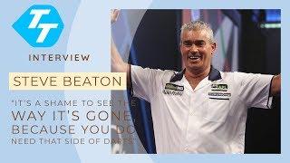 Steve Beaton talks: Longevity in darts, LAKESIDE memories and much more...