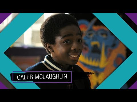 Wednesday on 'The Real': Caleb McLaughlin