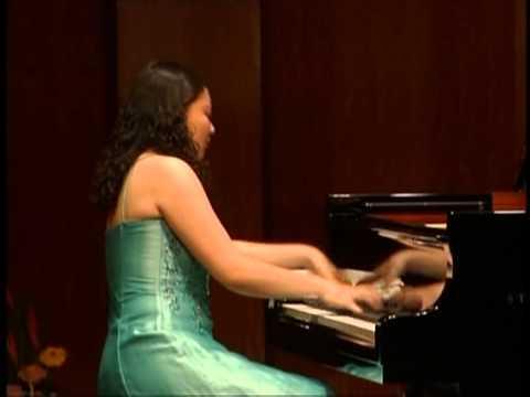Ran Jia plays Chopin Ballade No.4