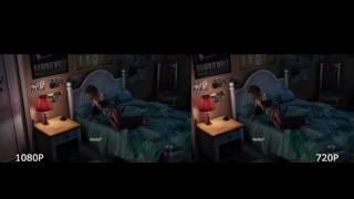 Como Melhorar o Grafico no PS4 - Comparaçao Grafica