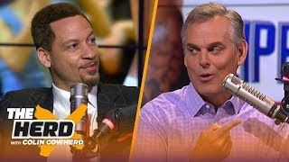 Chris Broussard on Kawhi signing with Clippers, talks Russell Westbrook