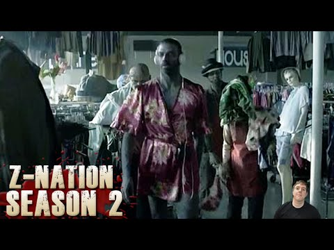 z-nation staffel 2
