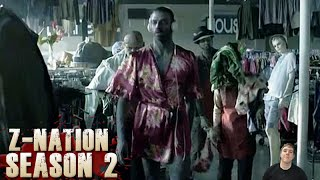 Z-Nation Season 2 Premiere - Episode 1 - The Murphy - Video Review!