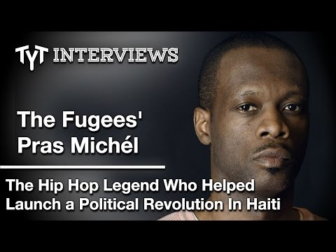 Fugees Founder Pras Michél On Haiti, Democracy And Donald Trump (Interview w/ Jayar Jackson)