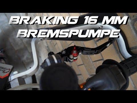 🅱 Erfahrungsbericht Braking 16mm Bremspumpe 🅱 BTW Tuesday 🅱 Kanalvorschau 🅱
