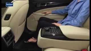 2014 Hyundai Equus Rear Seat Hyundai Dealer Philadelphia PA 19103 смотреть