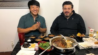 Dinner With Adam Richman! & The BEST Performance Show