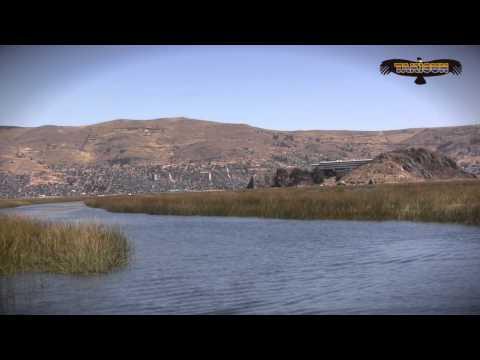 ペルーチチカカ湖 - Puno Querido