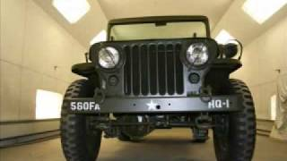 1951 M38 Army Jeep Complete Restoration Project PART 4 of 4