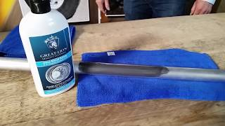 connectYoutube - Great Lion Metal Polish for easy polishing aluminum, How to polish aluminium