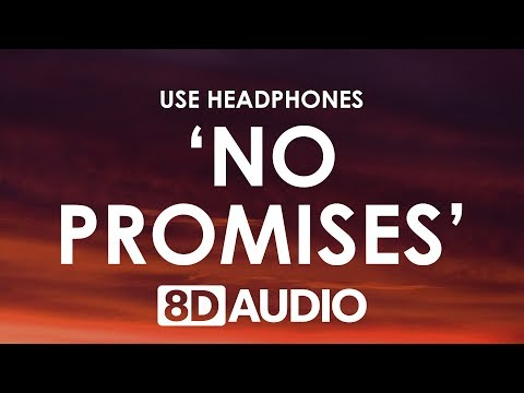 Cheat Codes - No Promises (8D AUDIO) 🎧 ft. Demi Lovato