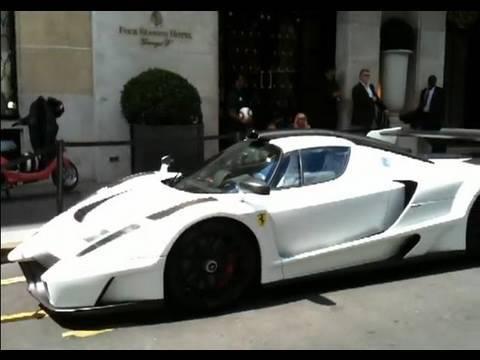 Ferrari Enzo Gemballa Mig U1 Walkaround Youtube