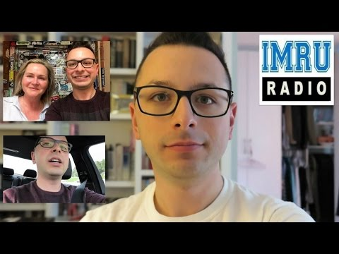 Steven Mango on IMRU Radio