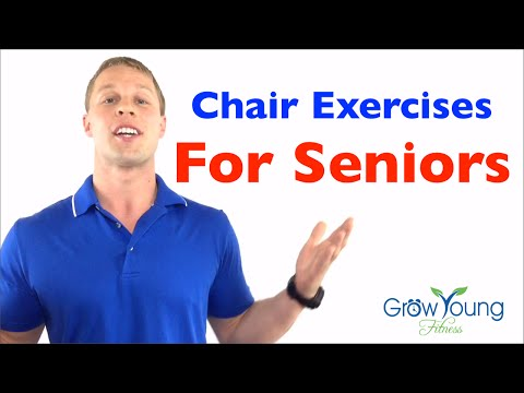 Full Download 60 Minute In Chair Exercise For Seniors
