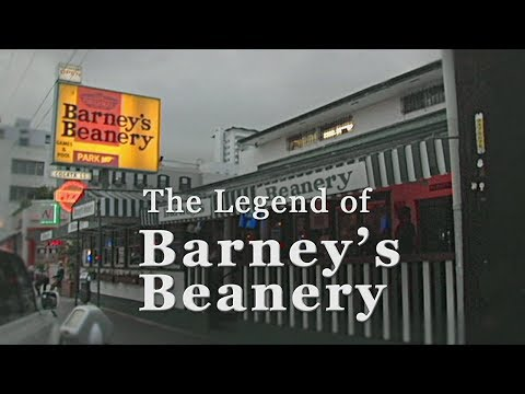 The Legend of Barney's Beanery