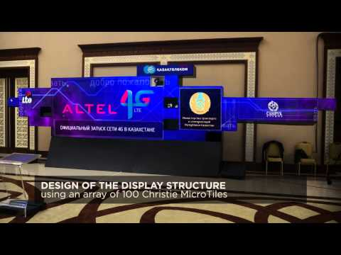 Case Study: KZ Telecom, Astana, Kazakhstan