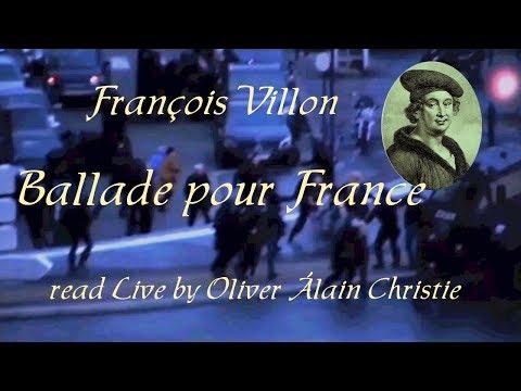 François Villon's