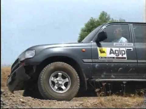 Club 4x4 in Caspian Motor Show 2010