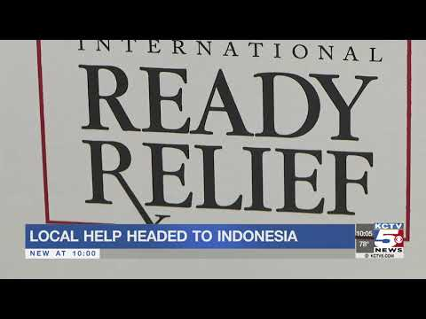 Heart to Heart sends help to Indonesia