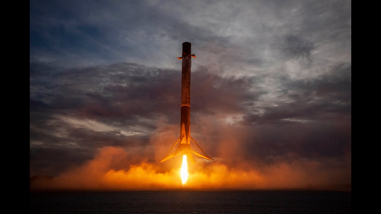 SPACEX LAUNCHES WITH SAOCOM 1B SPACECRAFT