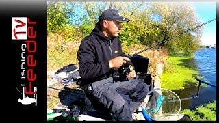 Vlog #23 Рыбалка на фидер. Ловля леща на осенней реке. Карп на фидер. Feederfishing tv