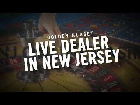 Golden Nugget Live Dealer At NJ Online Casino