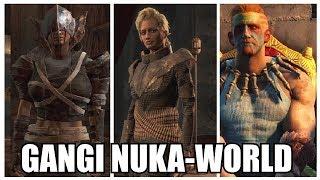 Gangi Nuka-World