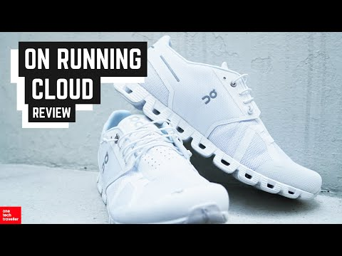 ON Cloud Running Shoes Review   1TT