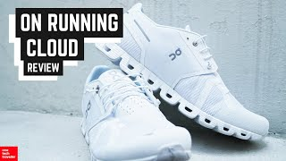 ON Cloud Running Shoes Review | 1TT