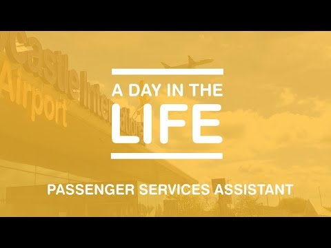 A Day in the Life: Passenger Services Assistant
