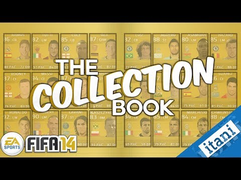 fifa-14-collection-book-pack-opening-ultimate-team-episode-14