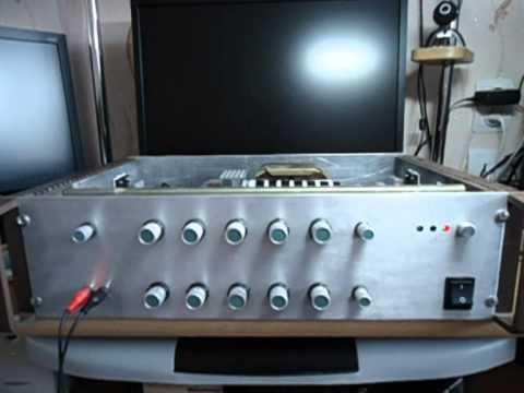 видео: Самодельный усилитель ЛАНЗАР в корпусе от УМЗЧ 100У-101