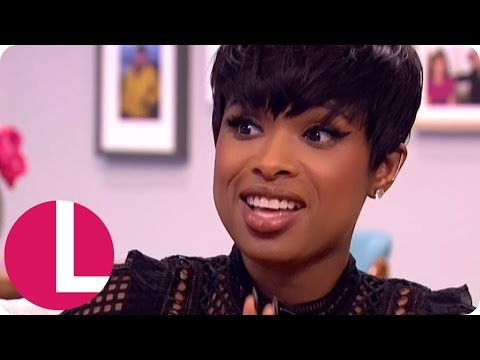 Jennifer Hudson on The Voice Final and Living in Britain | Lorraine