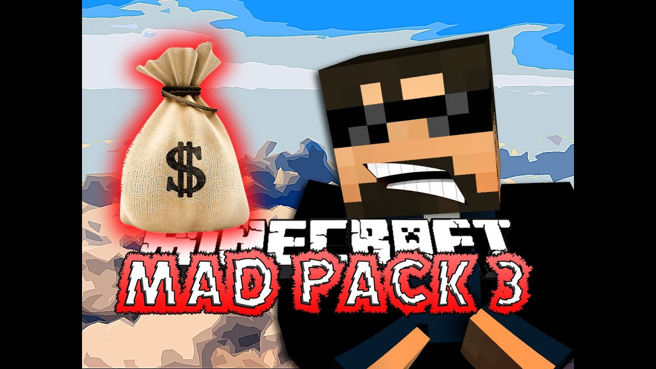 Download Minecraft: Mad Pack 3 Beta   REWARD BAGS OP...? [1]