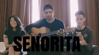 Shawn Mendes Camilla Cabello SENORITA acoustic cover by Fatin Afeefa Daniesh Suffian
