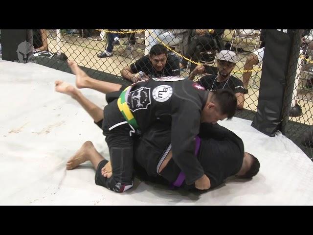 BJJ WFAT VIII   Jiu Jitsu   Keizo vs Rodrigo