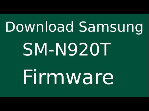 Samsung Note 5 Flash File