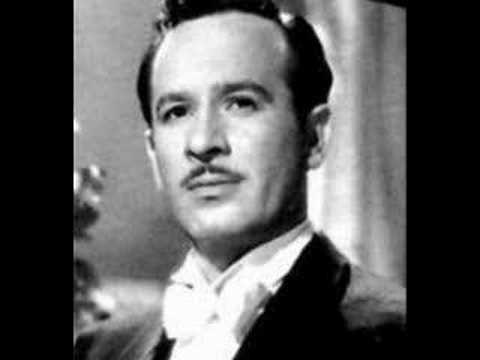 Pedro Infante - las tres cosas
