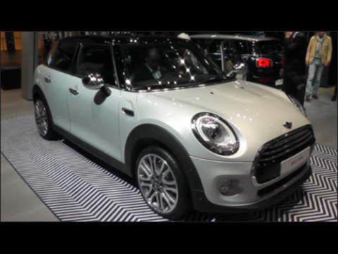 Mini Cooper D 5 Door 2016 In Detail Review Walkaround Interior