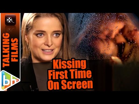 Didn't Know That Ajay Was Kissing First Time On Screen | Erika Kaar