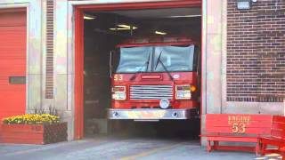 Engine 53; Old & NEW!!