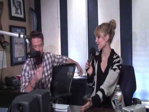 Dianna Agron - Billy Bush Show