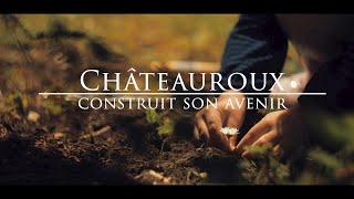 Châteauroux construit son avenir   Label Ville fleuris