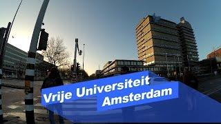 Kampus Vrije Universiteit Amsterdam