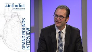 Grand Rounds Interview with Jordan Miller, MD, PhD (October 3, 2019)